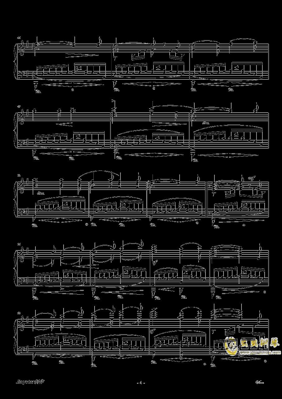 伏尔塔瓦河ag88环亚娱乐谱 第5页