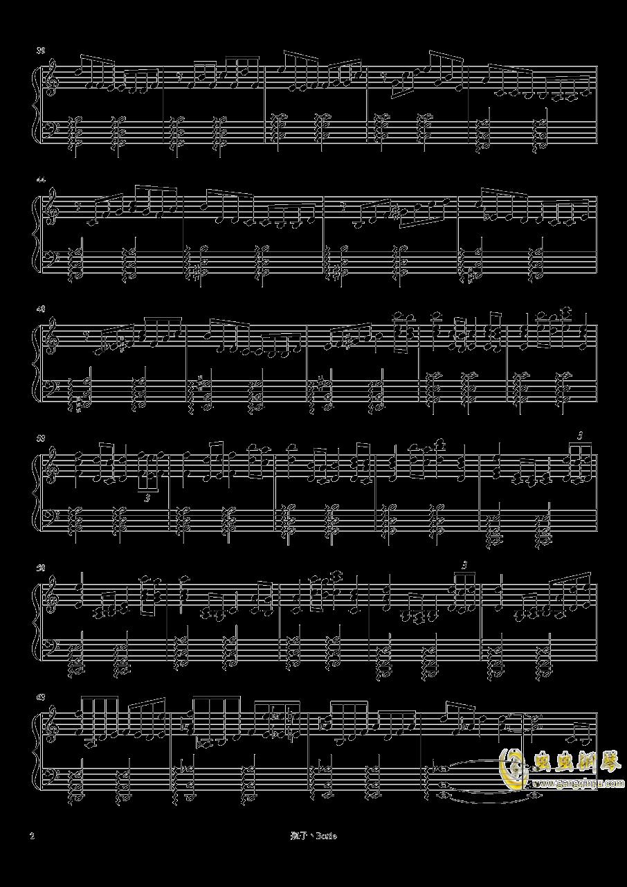 Remember Me钢琴谱 第2页