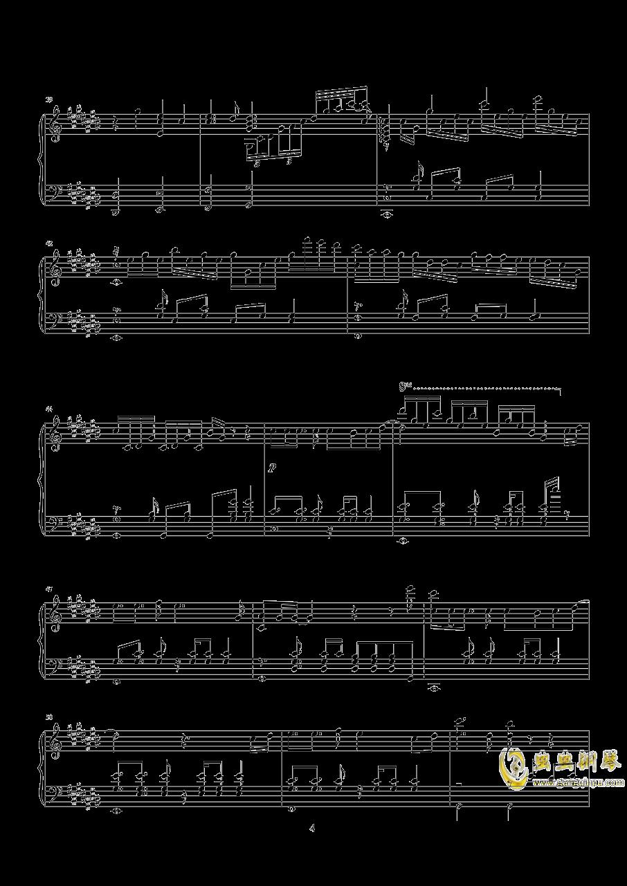 キネマ 末日时有没有空钢琴谱 第5页