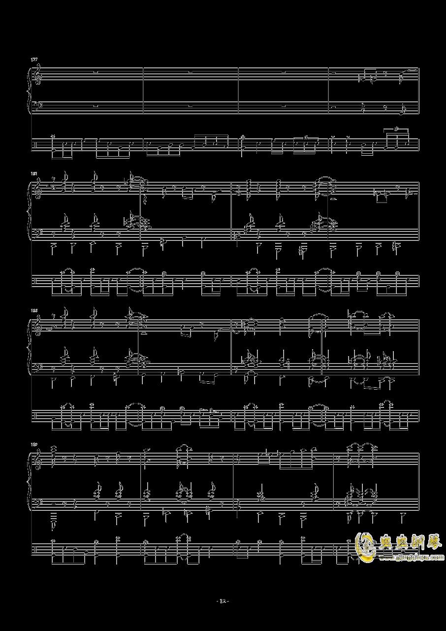 爵士鼓考��非��琴�V 第12�