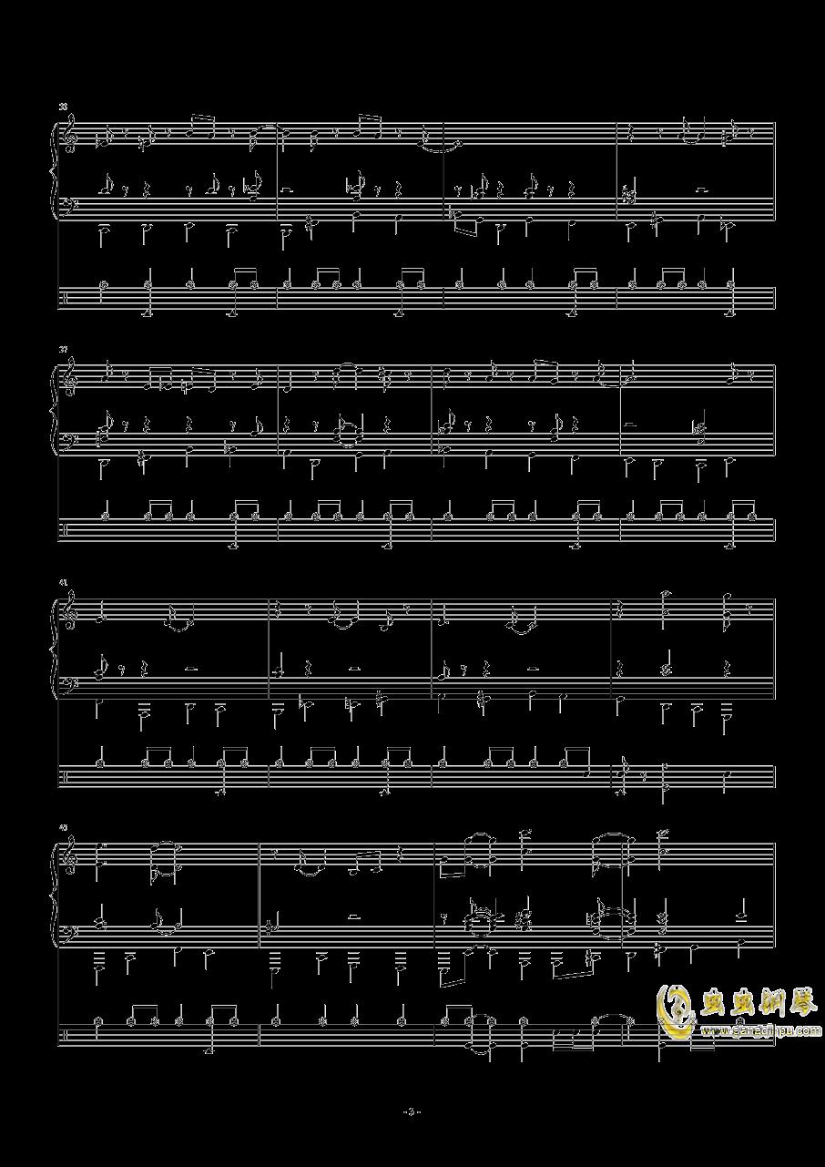 爵士鼓考��非��琴�V 第3�