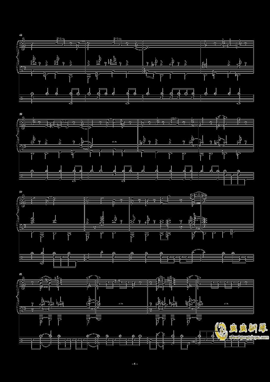 爵士鼓考��非��琴�V 第4�