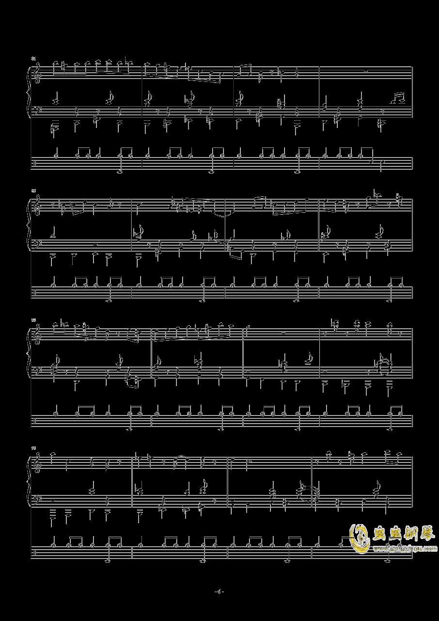 爵士鼓考��非��琴�V 第6�