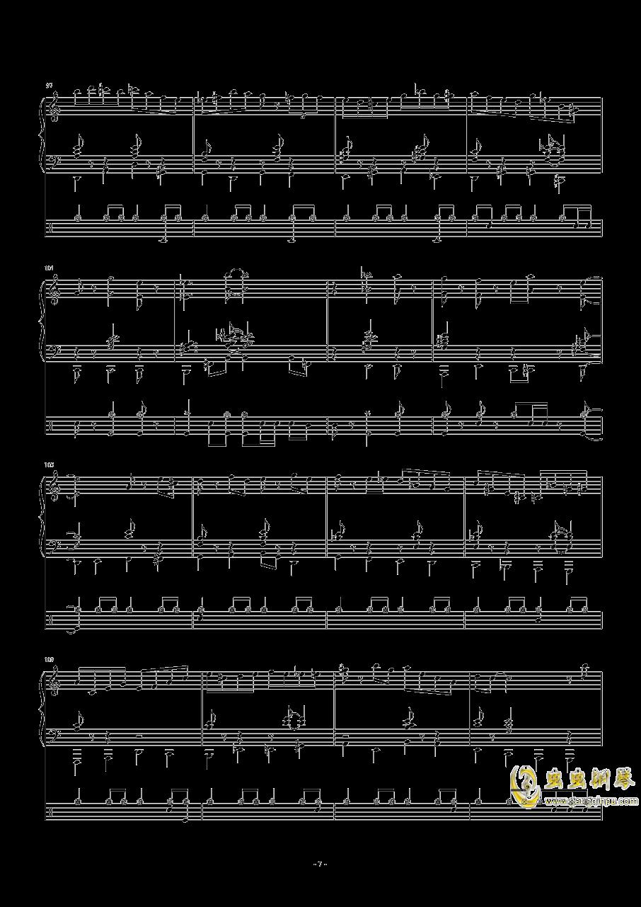爵士鼓考��非��琴�V 第7�