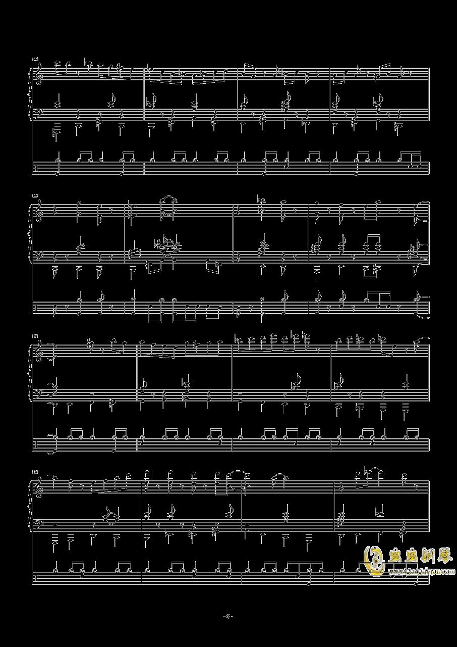 爵士鼓考��非��琴�V 第8�