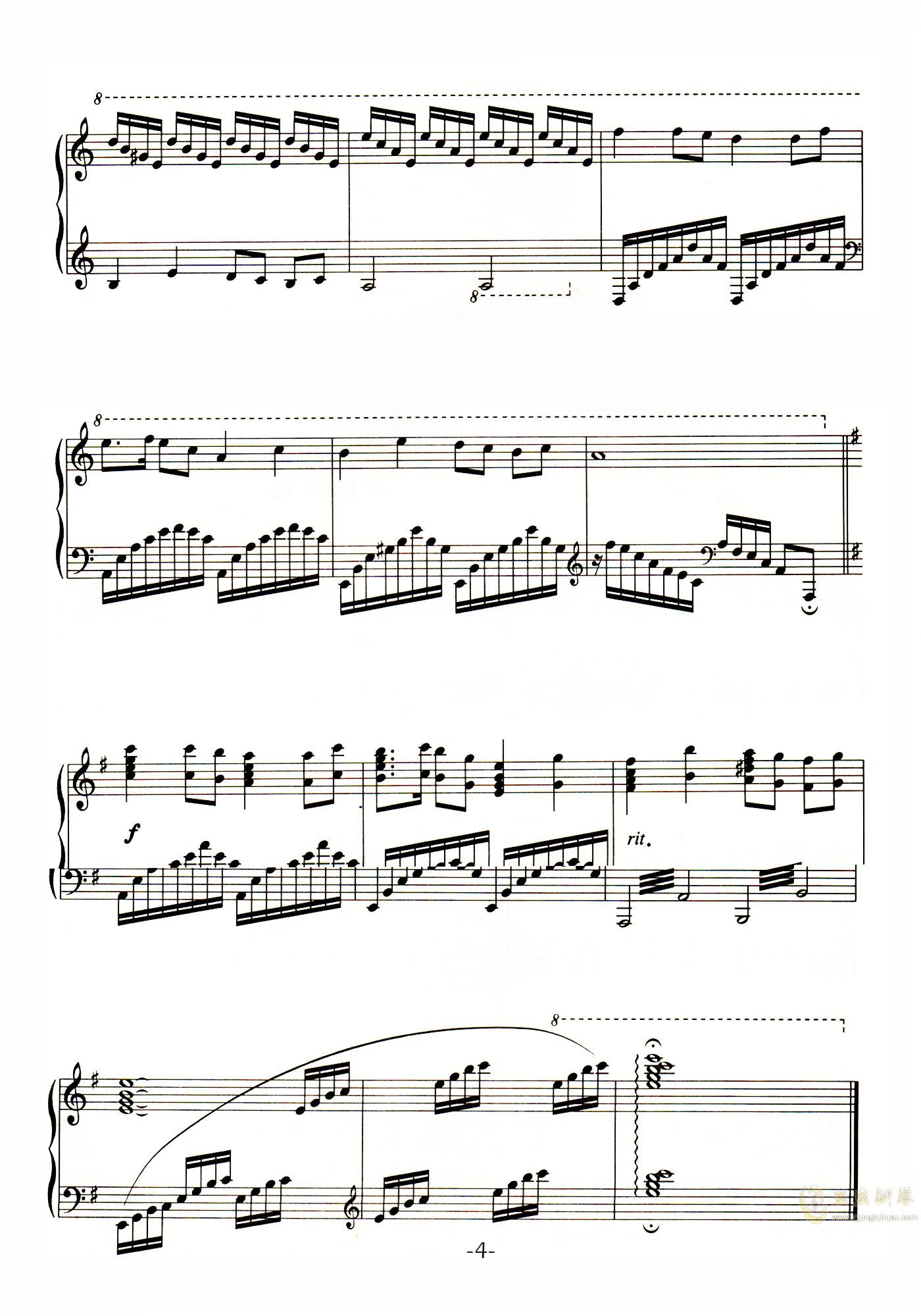 四季歌ag88环亚娱乐谱 第4页
