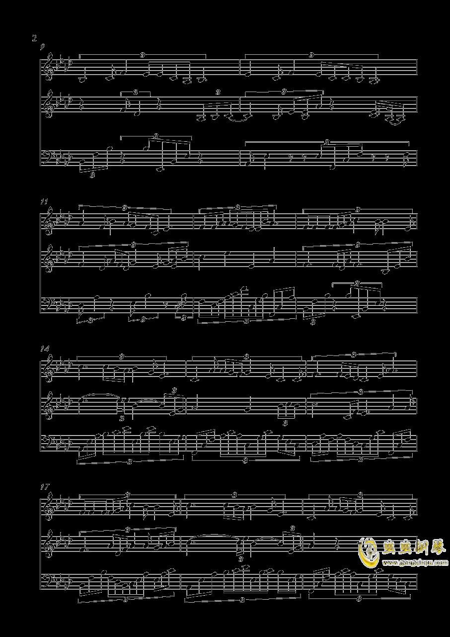 强国一代有我在钢琴谱 第2页