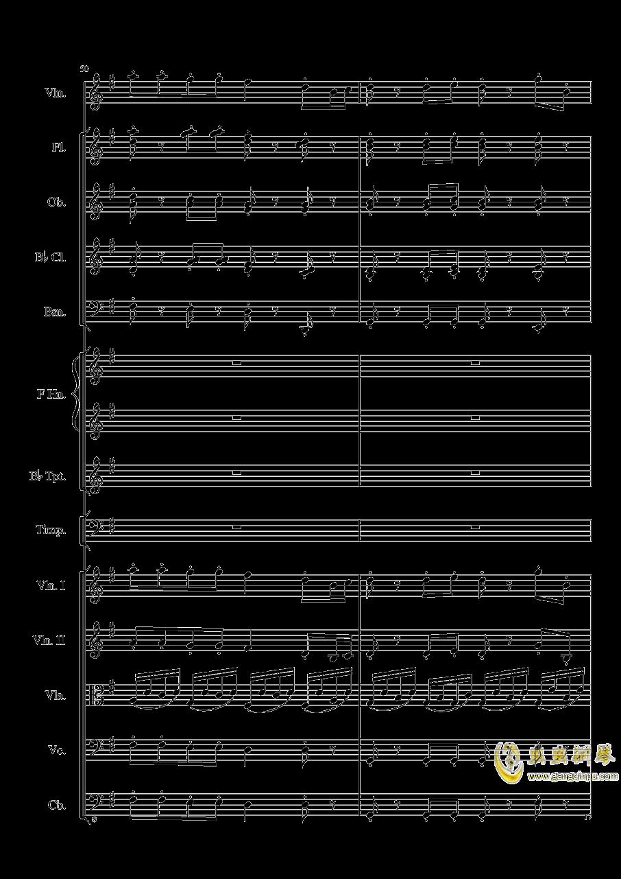 Rondo in G, Op.137钢琴谱 第17页
