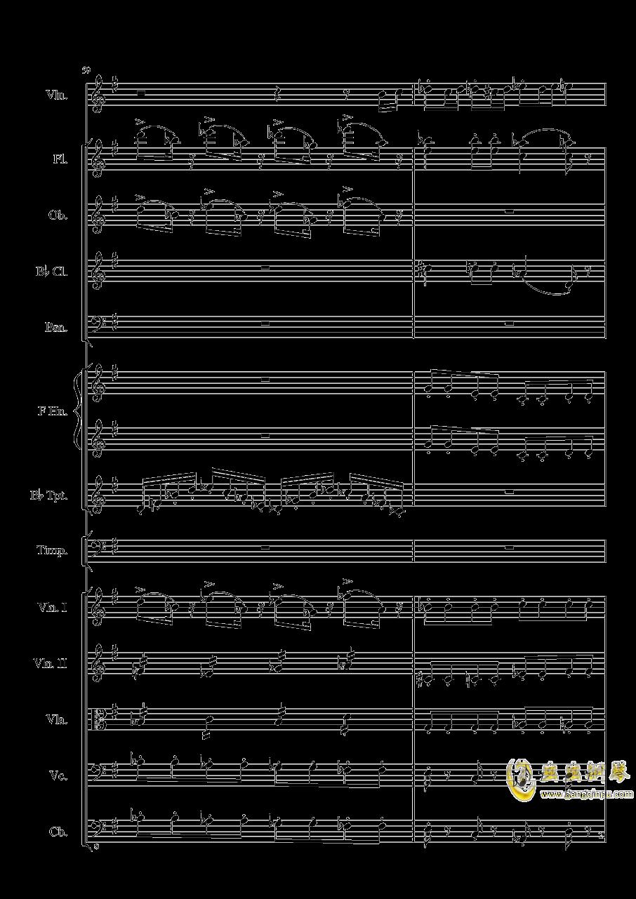 Rondo in G, Op.137钢琴谱 第21页