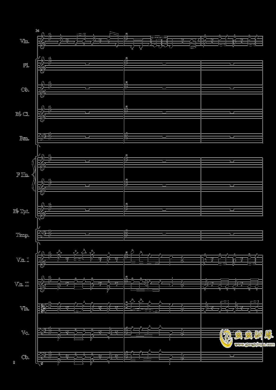 Rondo in G, Op.137钢琴谱 第8页