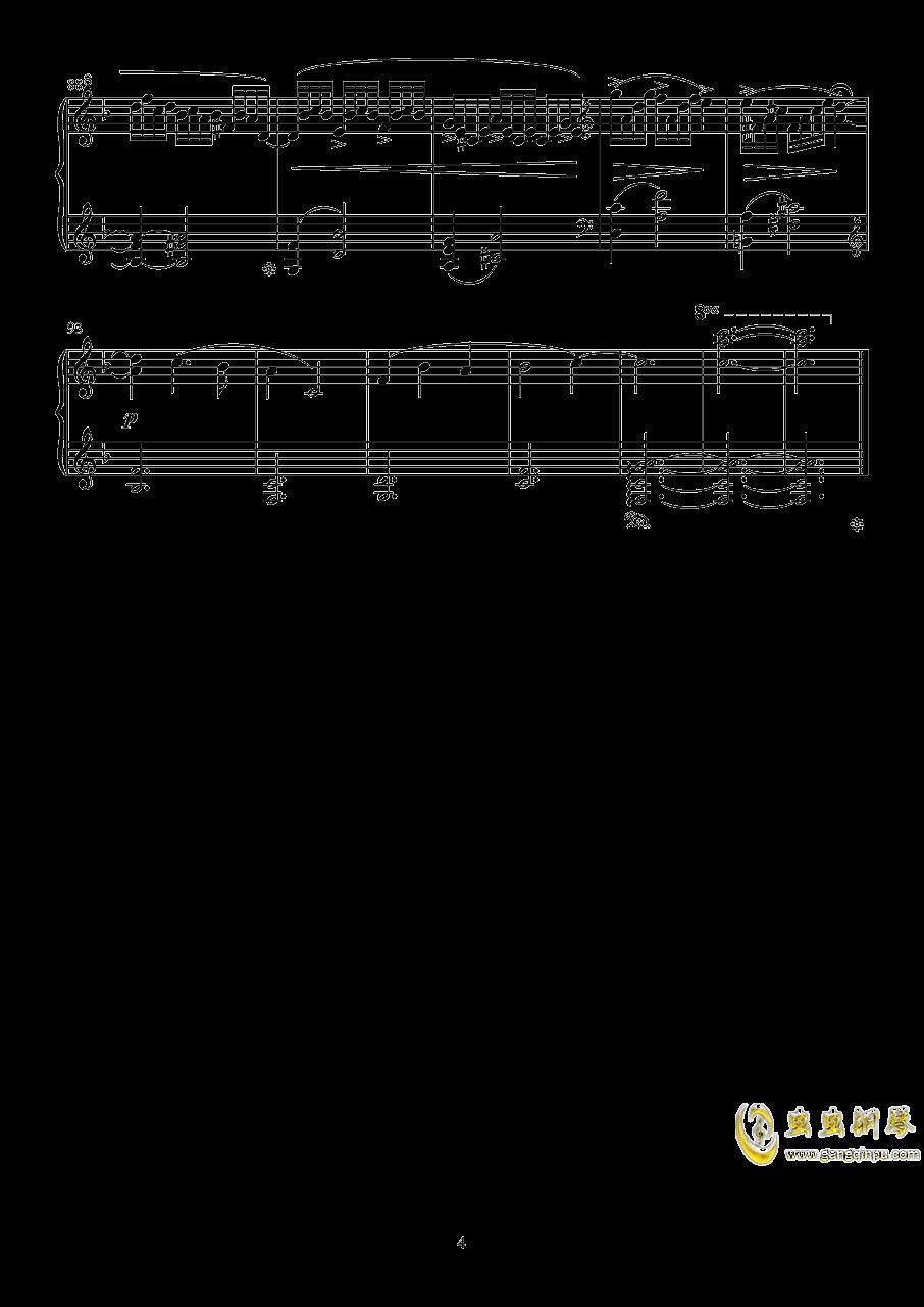 Journey钢琴谱 第4页