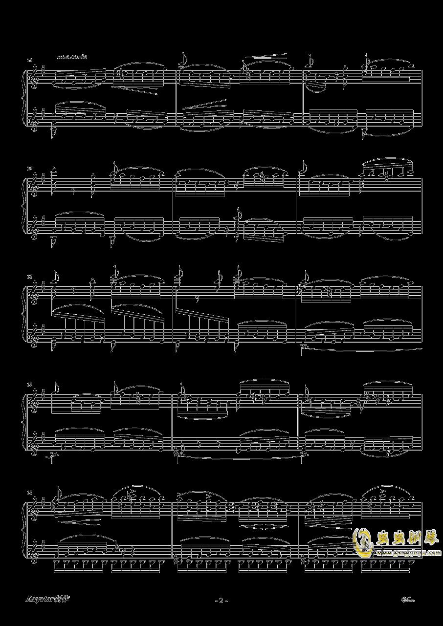 伏尔塔瓦河ag88环亚娱乐谱 第3页