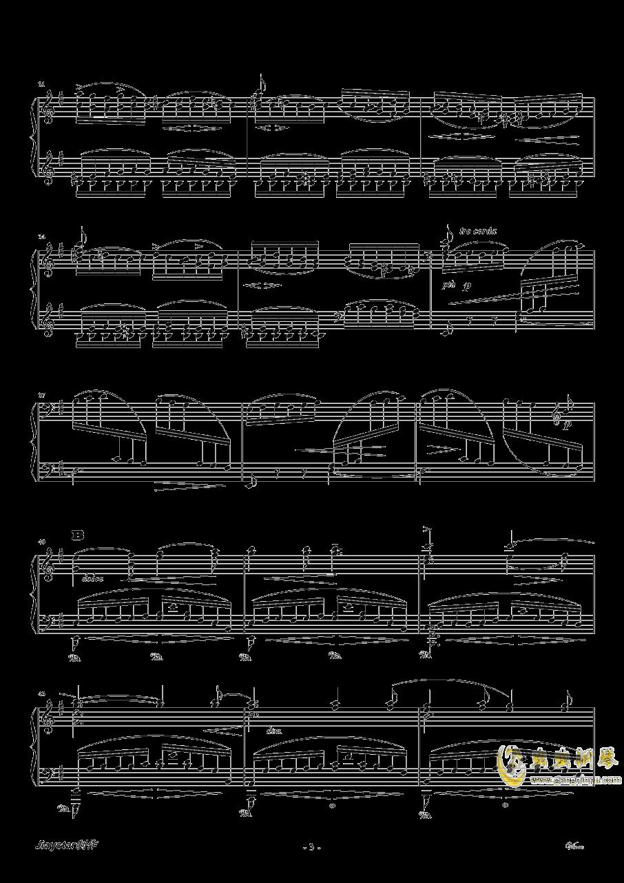 伏尔塔瓦河ag88环亚娱乐谱 第4页