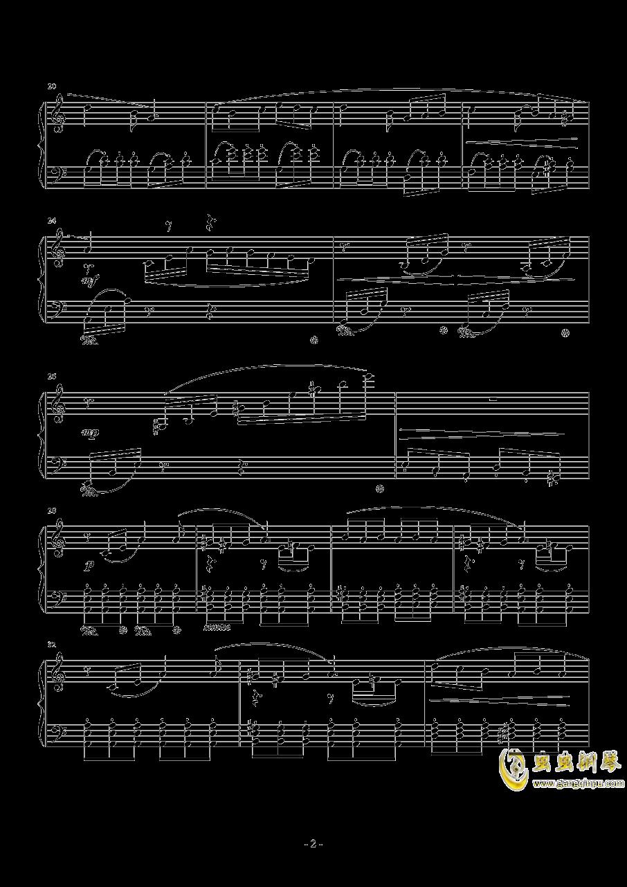 Vamo钢琴谱 第2页