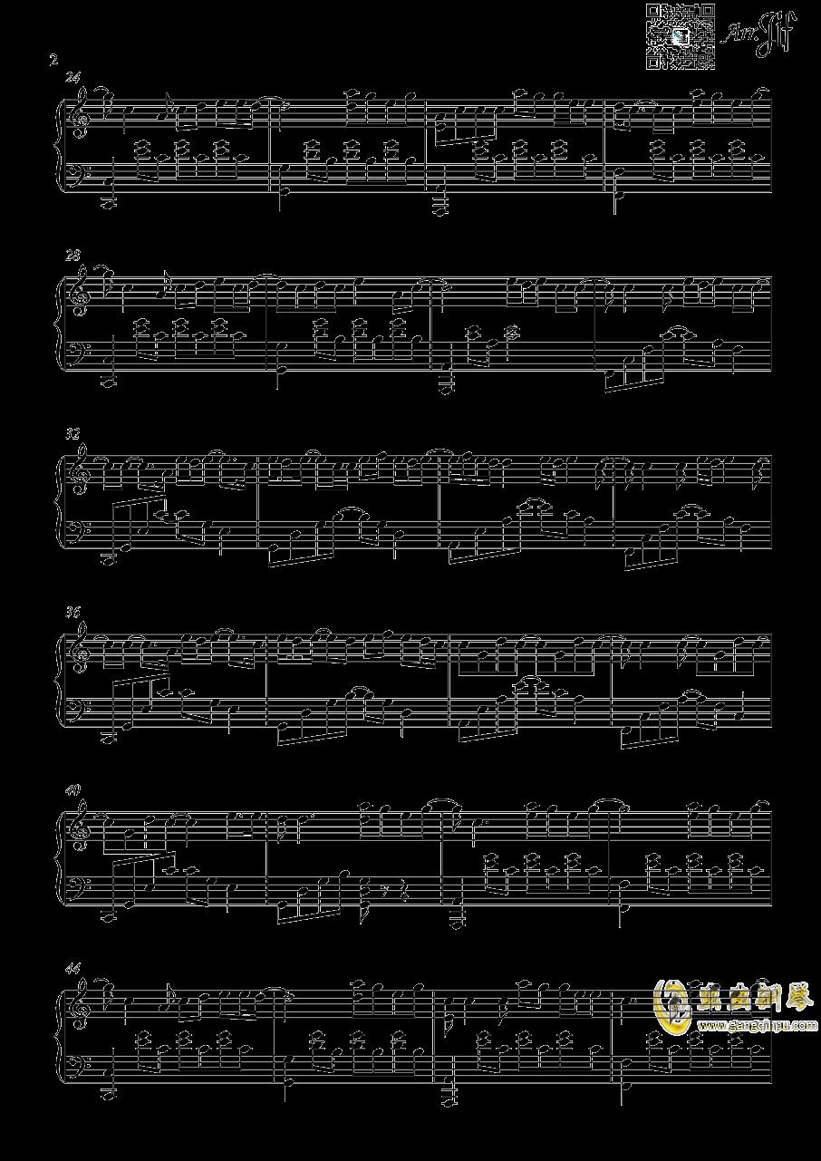 Monsters钢琴谱 第2页