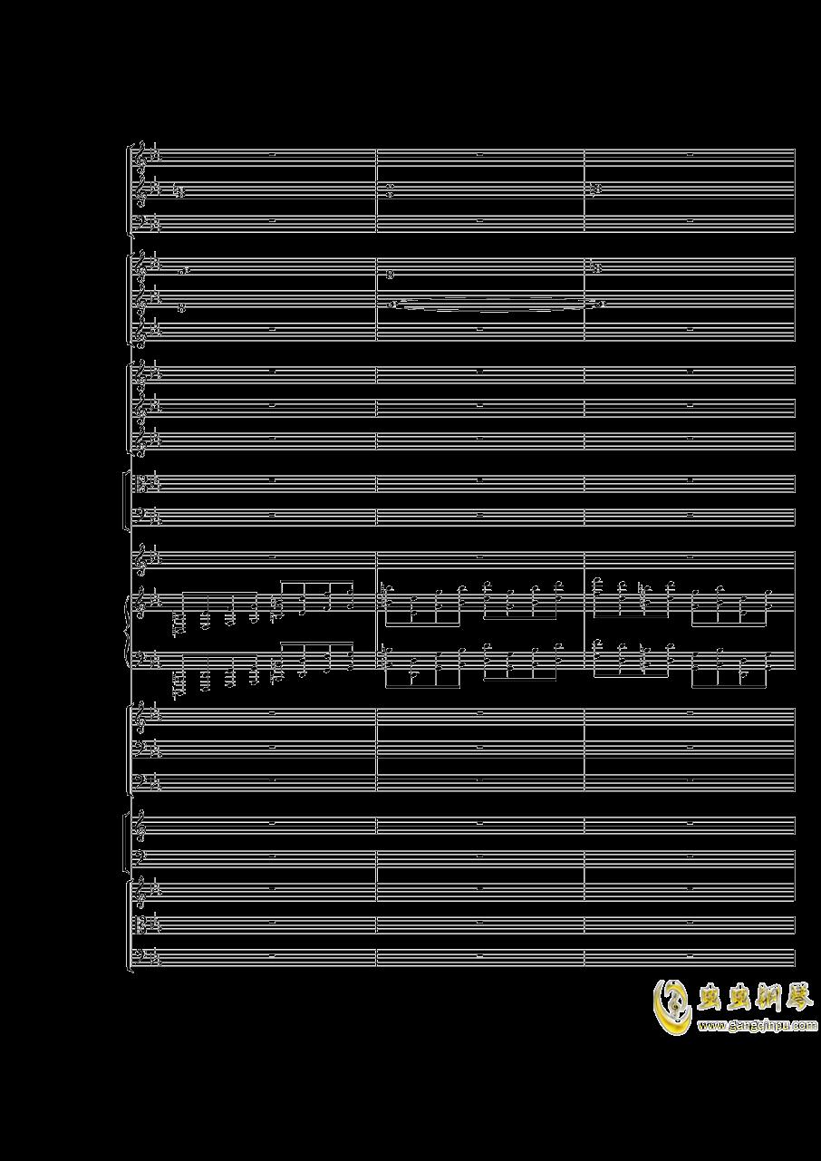 Piano Concerto No.3 in E Flat minor,I.Moderto钢琴谱 第24页