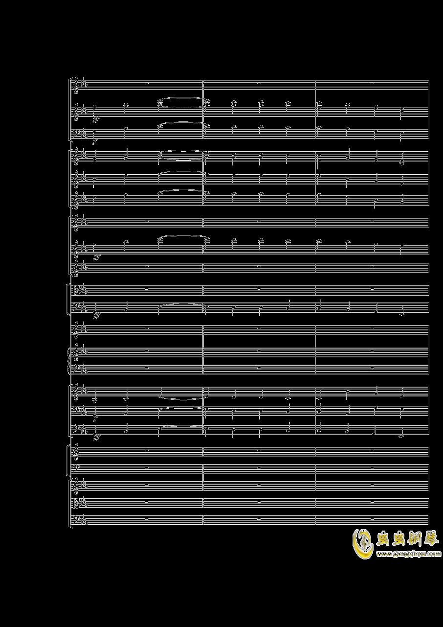 Piano Concerto No.3 in E Flat minor,I.Moderto钢琴谱 第26页