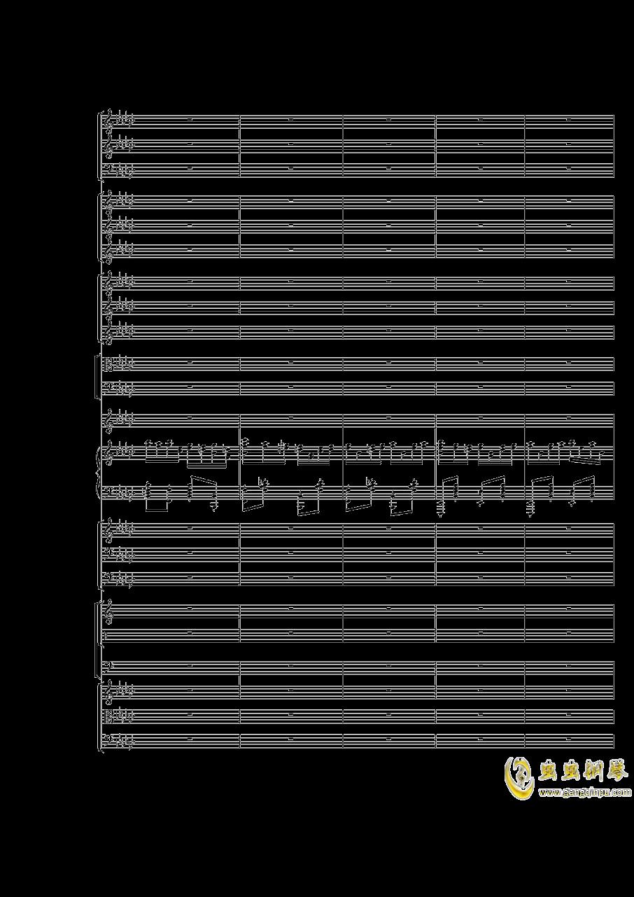 Piano Concerto No.3 in E Flat minor,I.Moderto钢琴谱 第30页