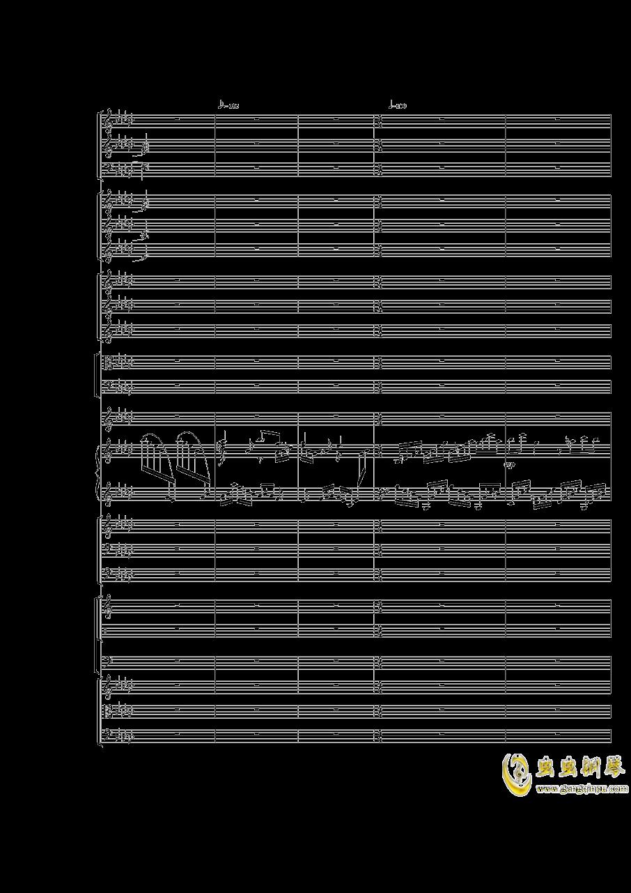 Piano Concerto No.3 in E Flat minor,I.Moderto钢琴谱 第35页