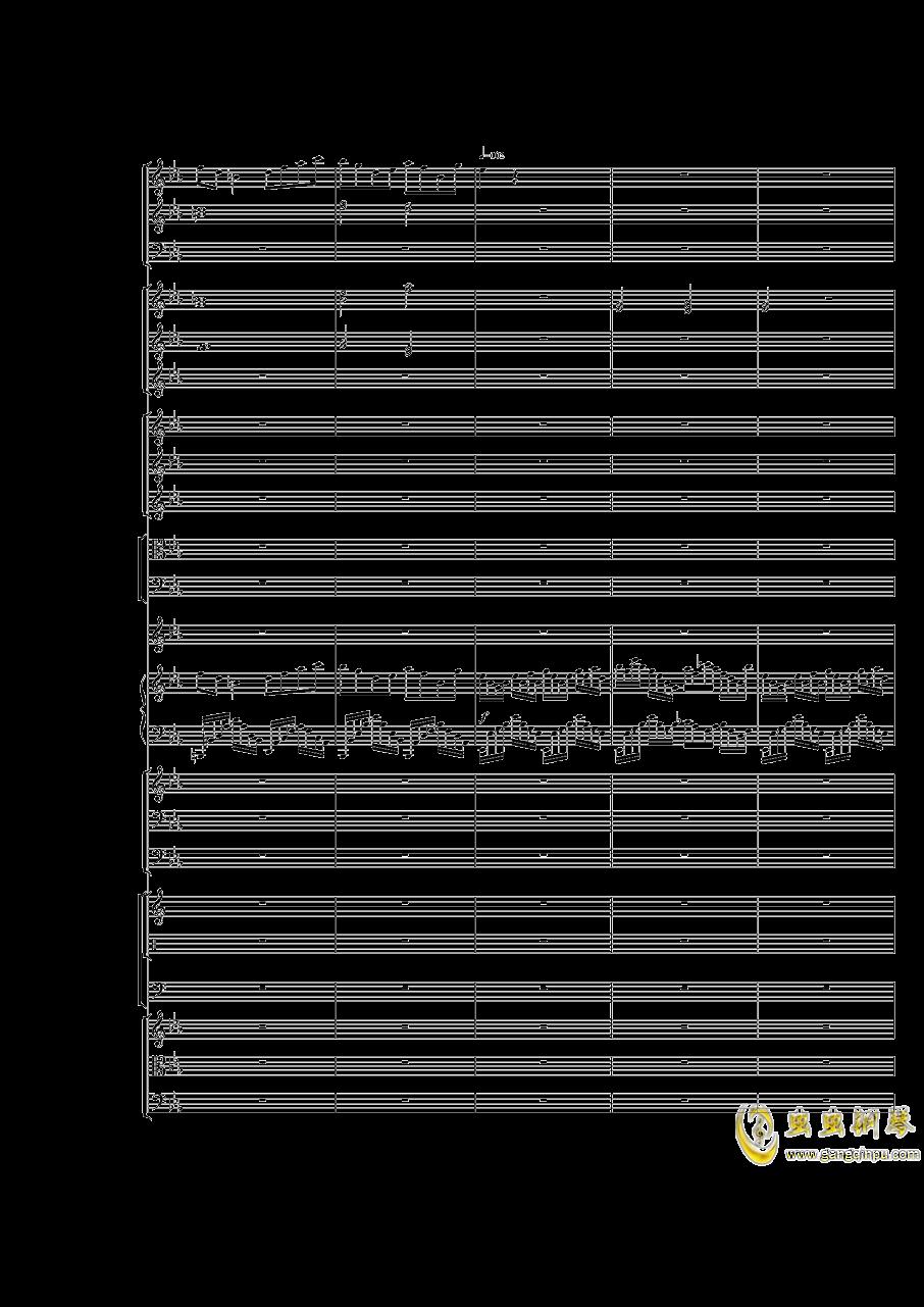 Piano Concerto No.3 in E Flat minor,I.Moderto钢琴谱 第47页