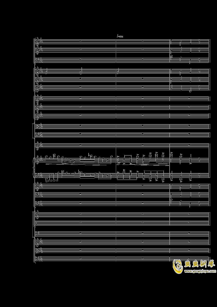 Piano Concerto No.3 in E Flat minor,I.Moderto钢琴谱 第48页