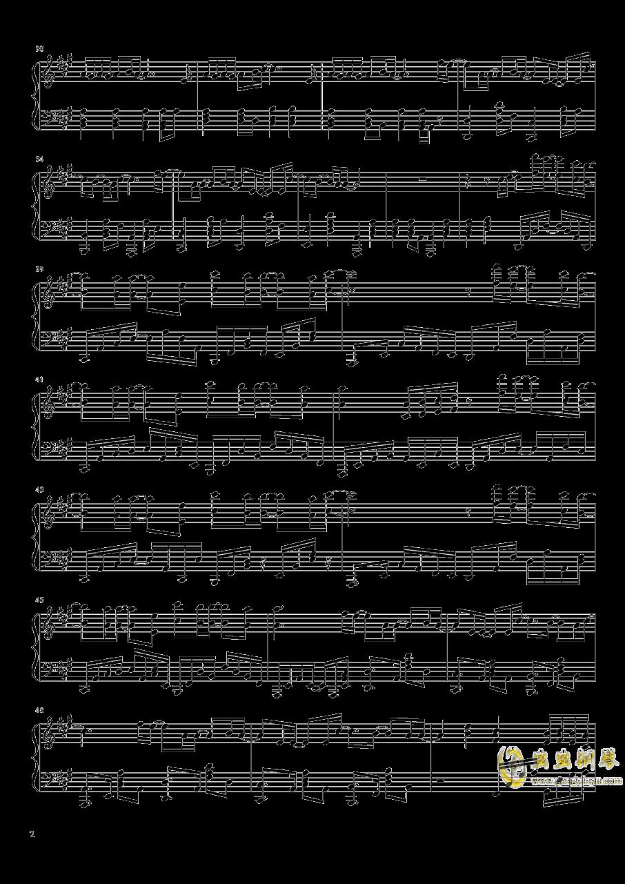 にできることはまだあるかい钢琴谱 第2页
