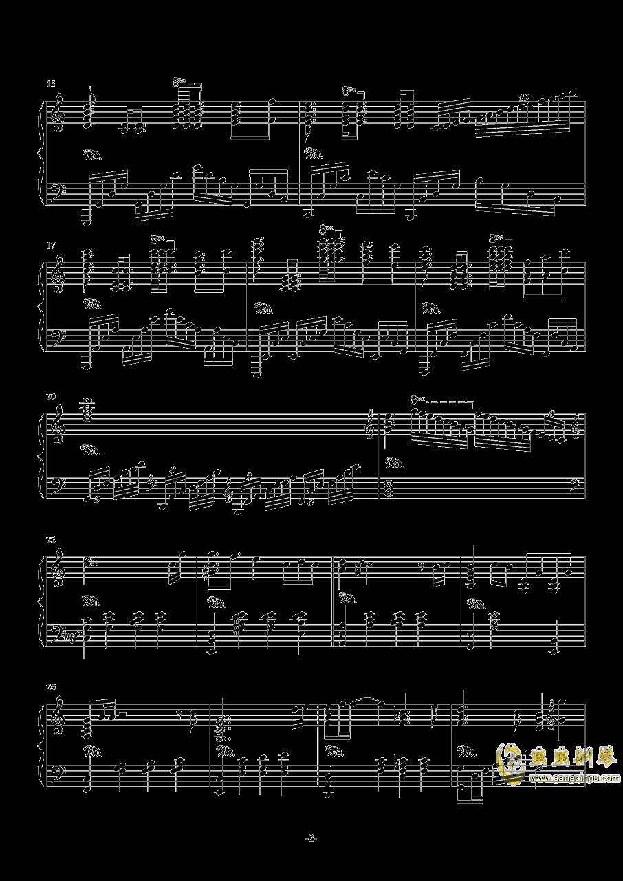 My Dearest钢琴谱 第2页