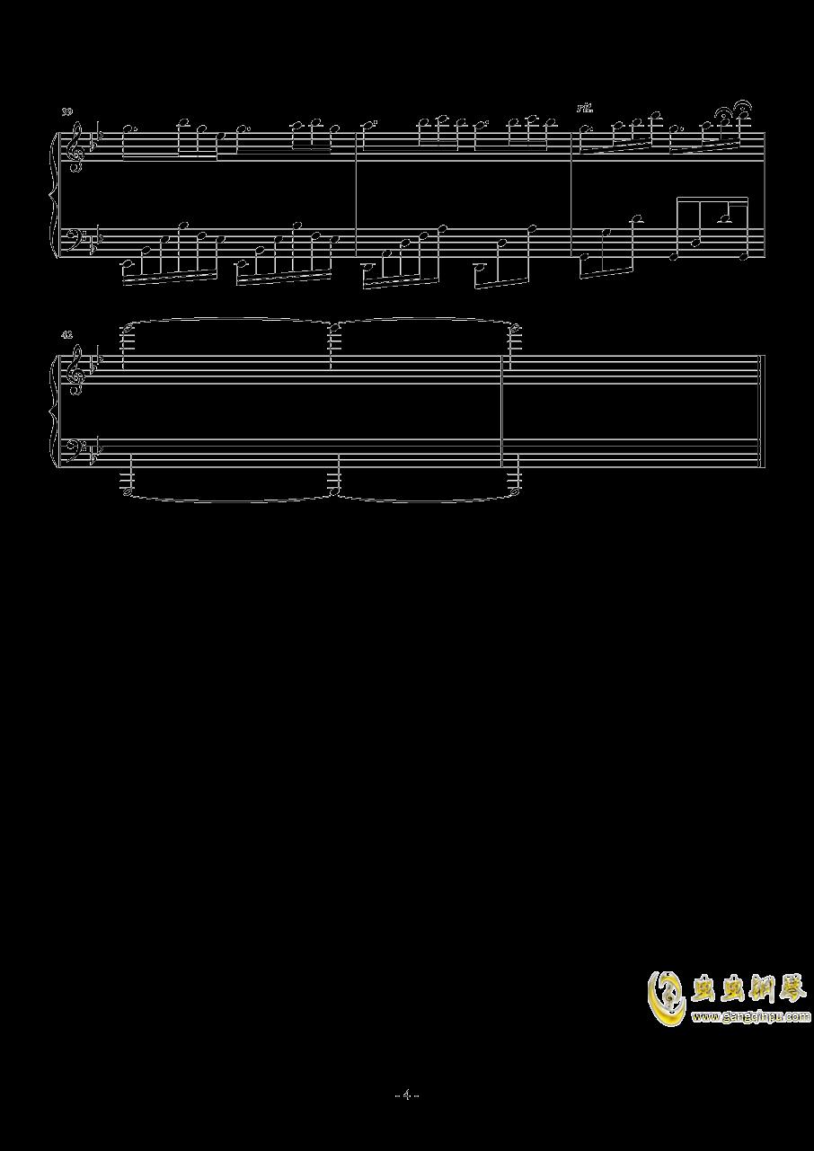 Knight钢琴谱 第4页