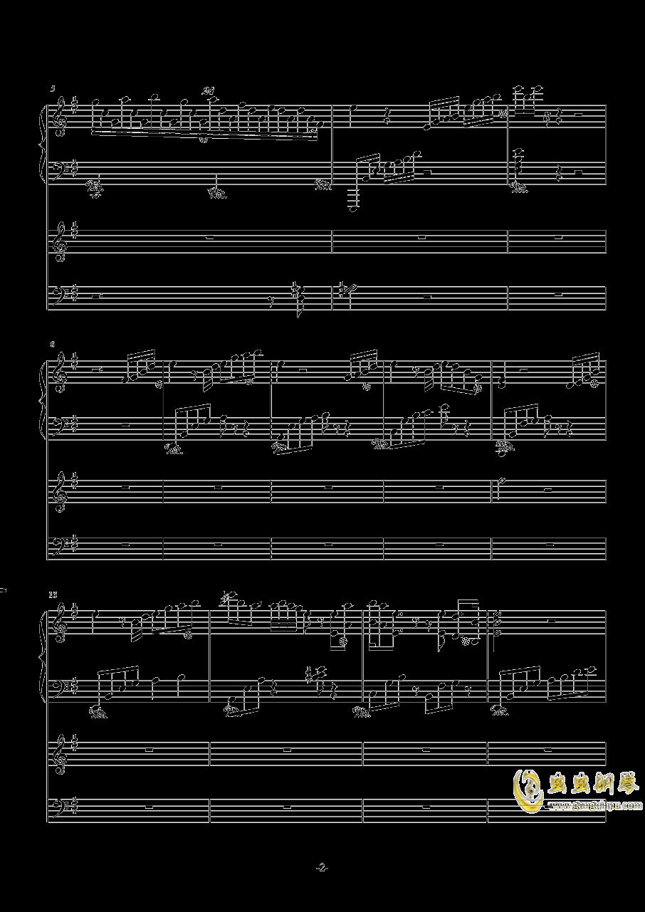 中��第二�狂想曲�琴�V 第2�