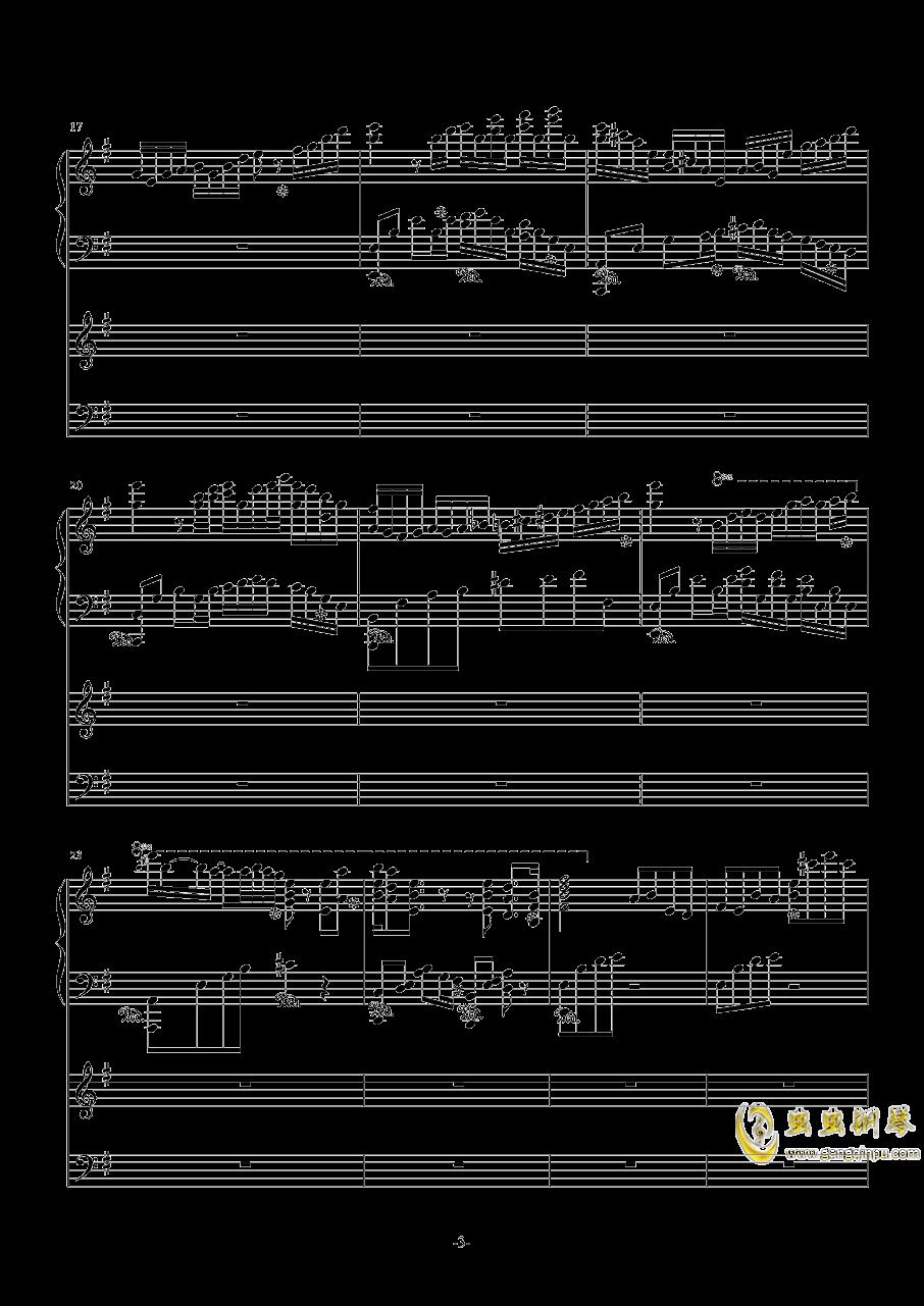 中��第二�狂想曲�琴�V 第3�