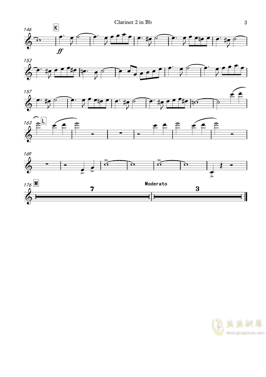 再别童年钢琴谱 第31页