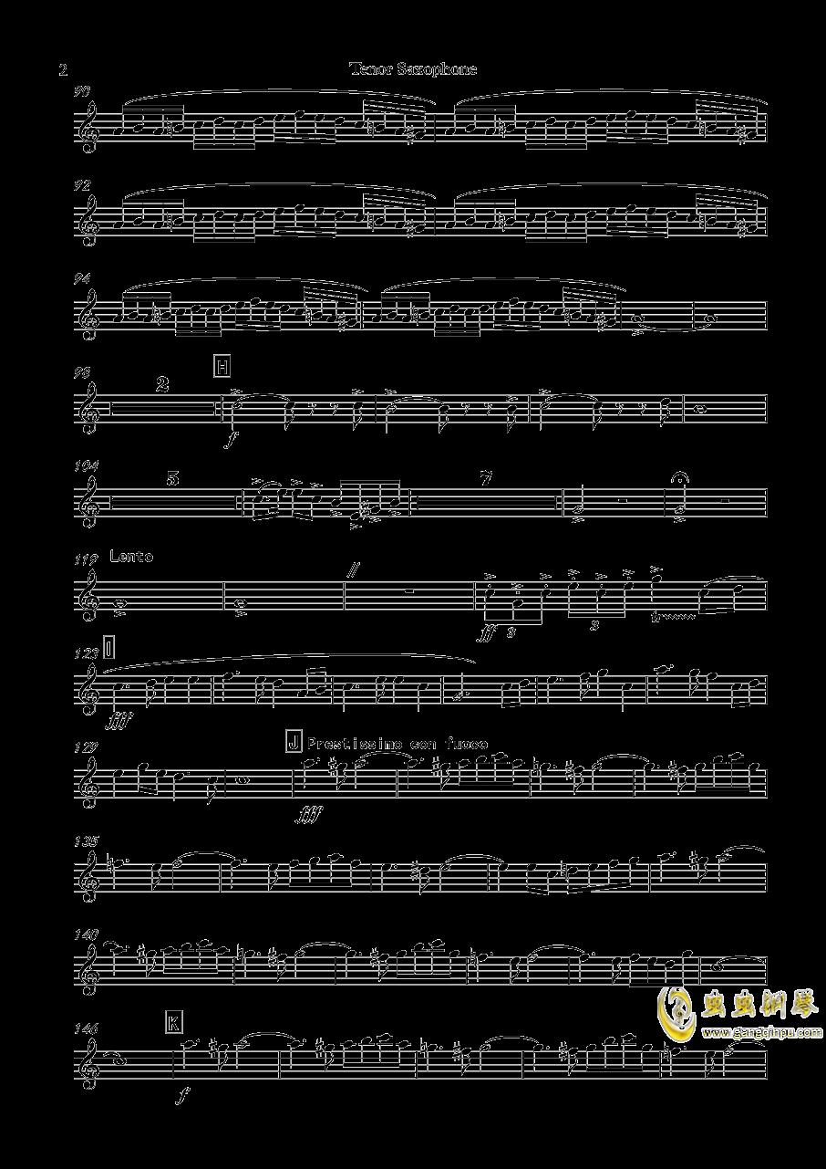 再别童年钢琴谱 第44页