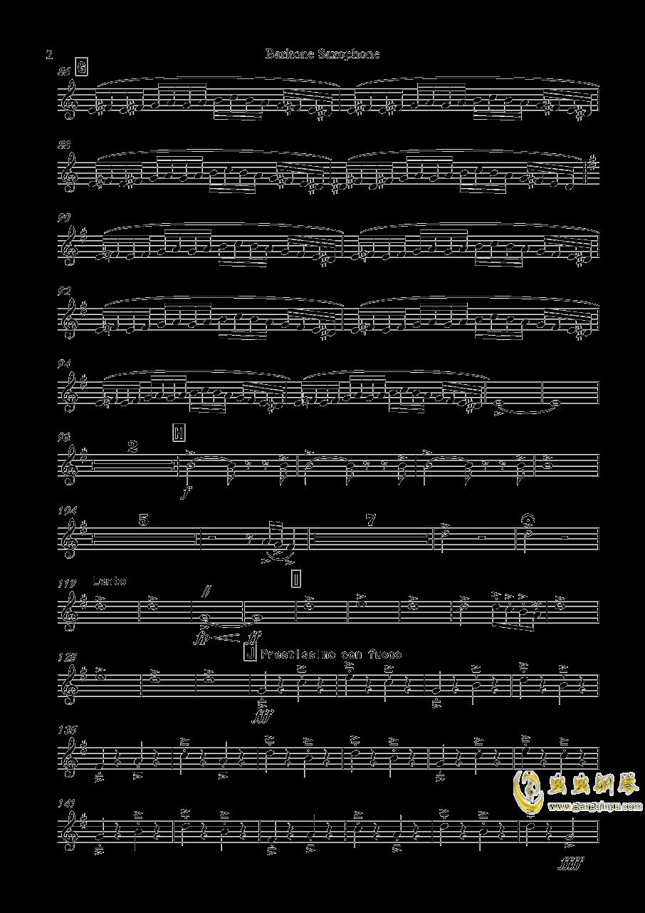 再别童年钢琴谱 第47页