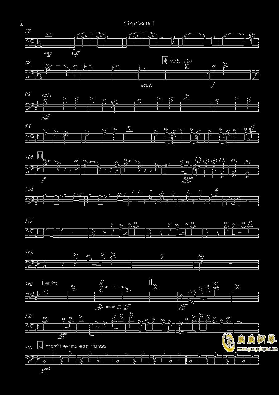 再别童年钢琴谱 第62页