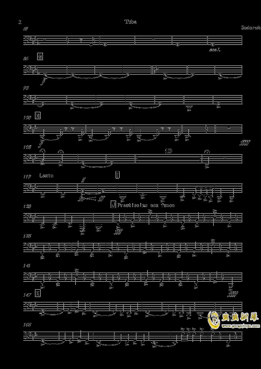 再别童年钢琴谱 第71页