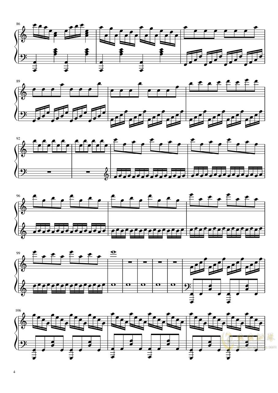 小�G和小�{――�白�琴�V 第4�