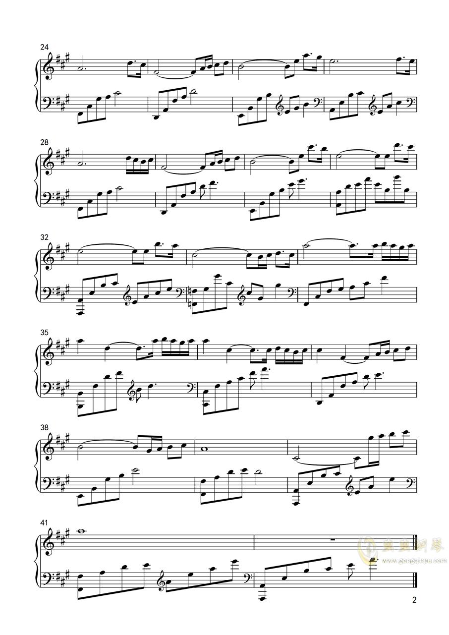 The Promise-Secret Garden�琴�V 第2�