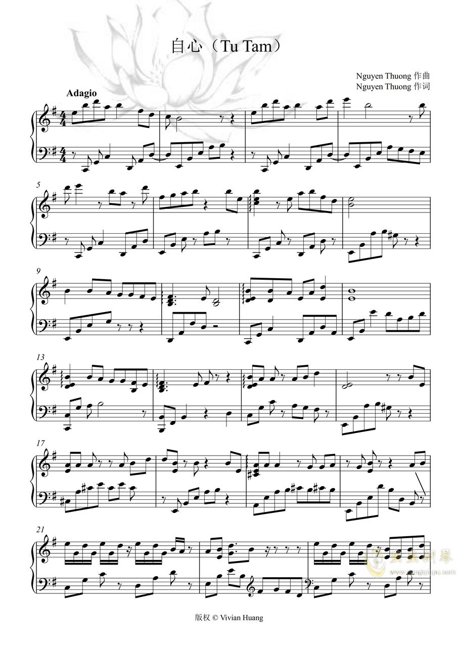 自心(Tu Tam)�琴�V 第1�