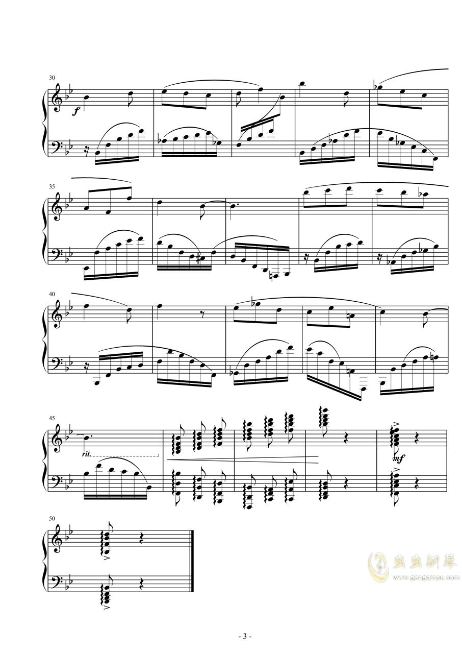 �f作黑�v史:�S想曲�琴�V 第3�