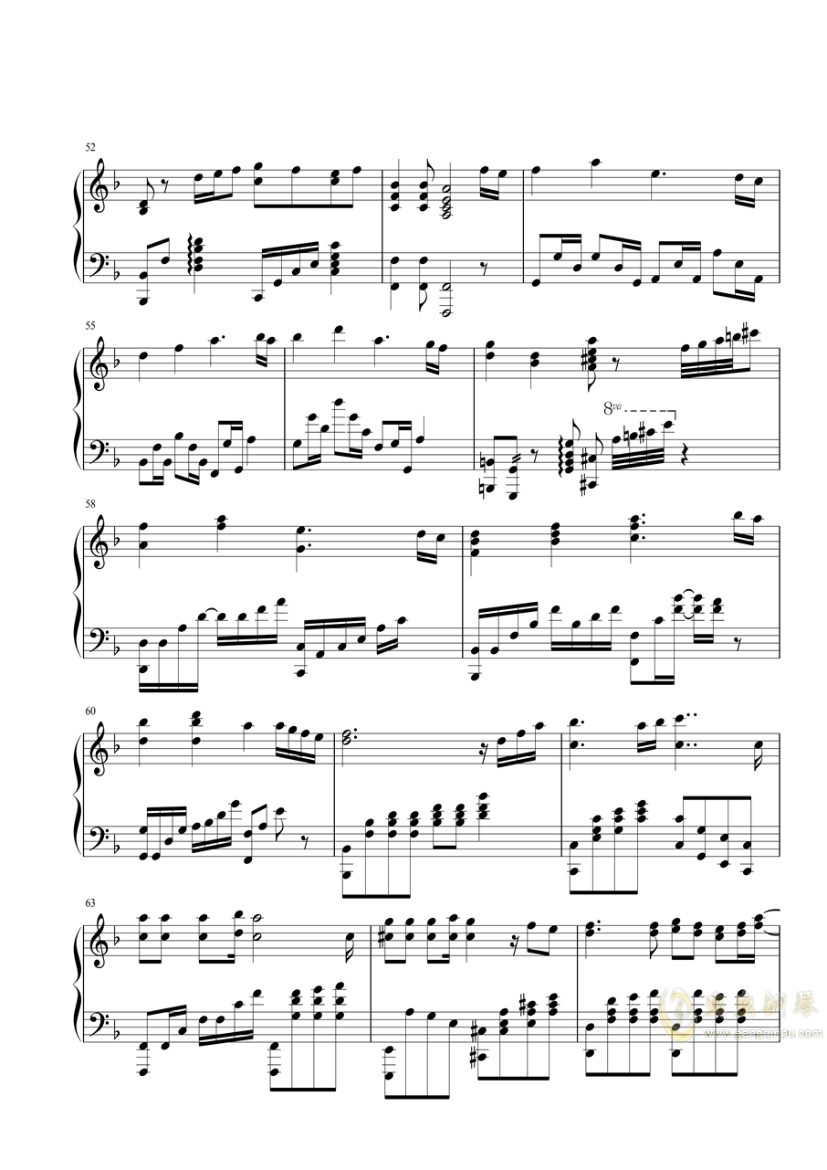 【特效�琴】灶�T炭治郎之歌 鬼�缰�刃EP19 ED Demon Slayer - by PianiCast�琴�V 第5�