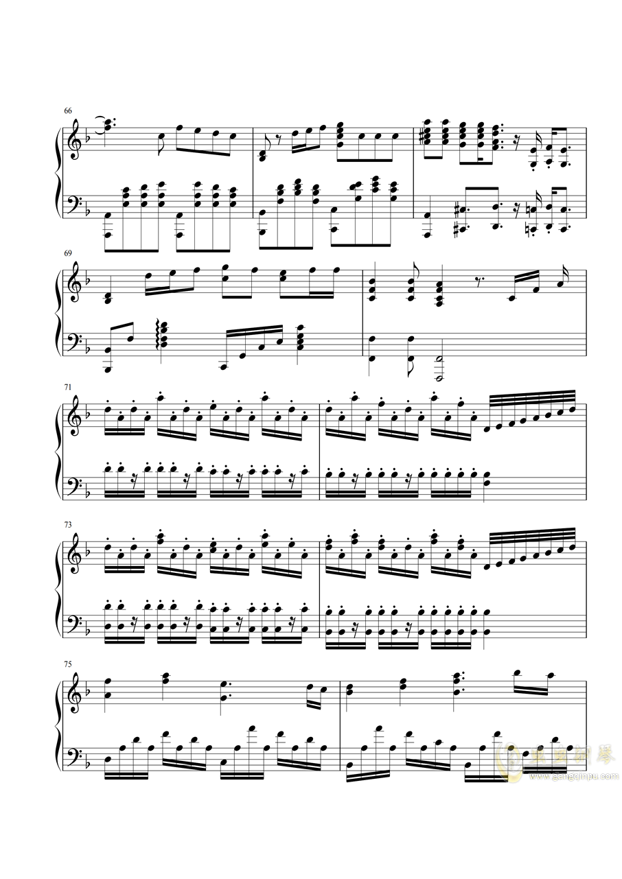 【特效�琴】灶�T炭治郎之歌 鬼�缰�刃EP19 ED Demon Slayer - by PianiCast�琴�V 第6�