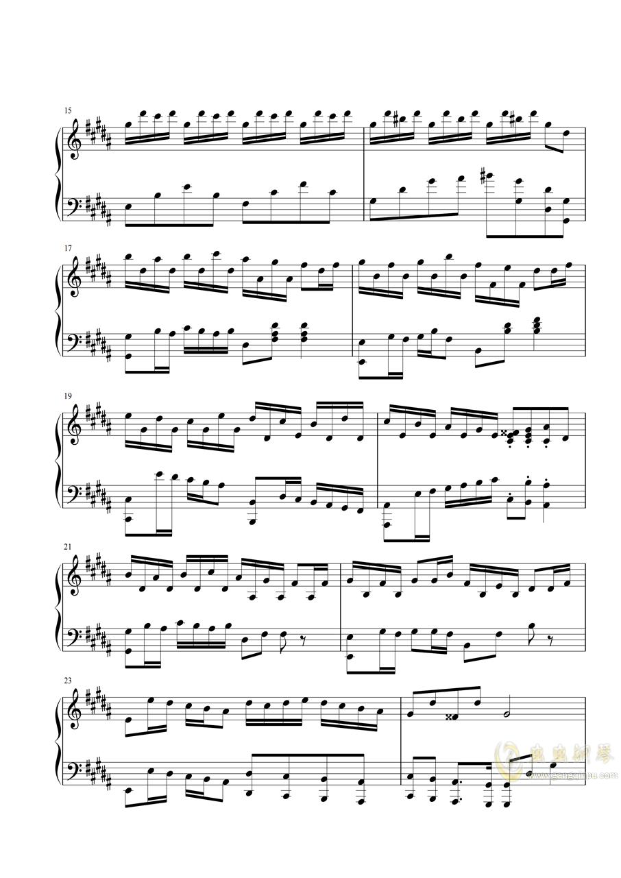 Flower Dance�琴�V 第2�