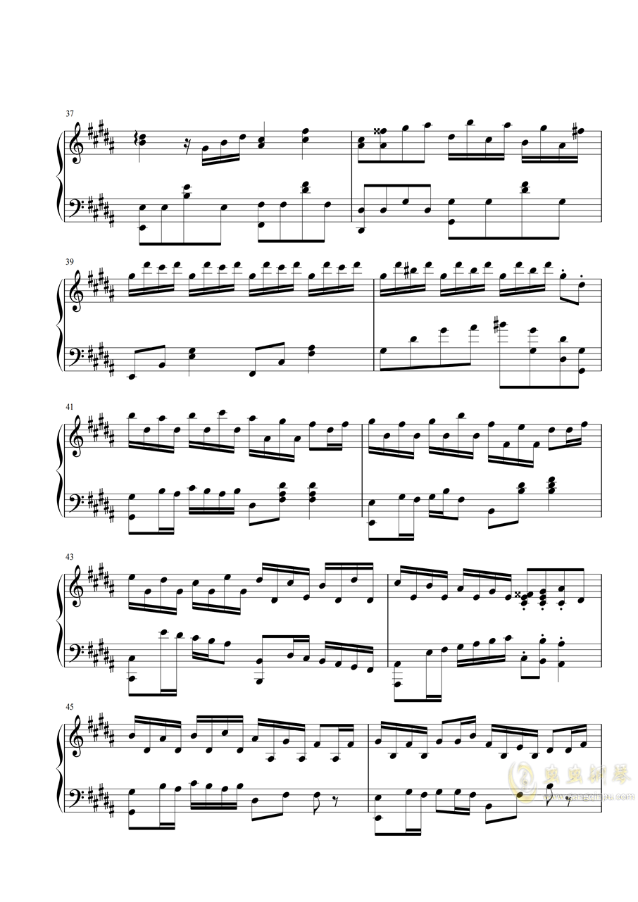 Flower Dance�琴�V 第4�