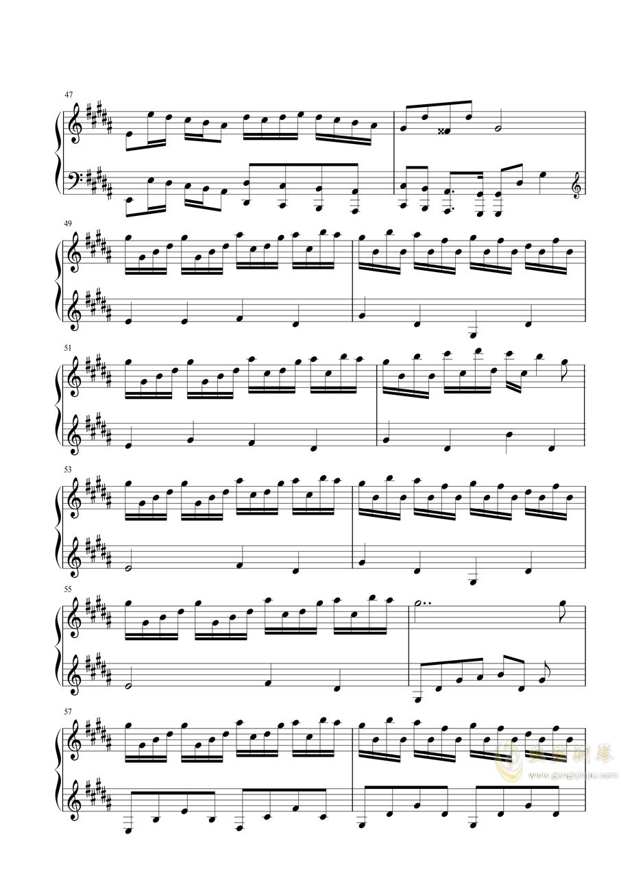 Flower Dance�琴�V 第5�