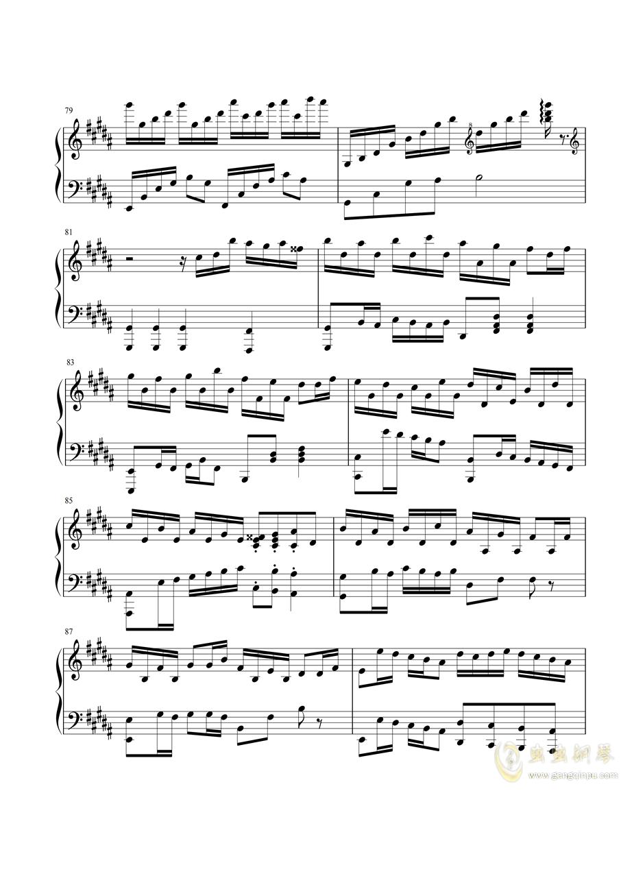 Flower Dance�琴�V 第8�