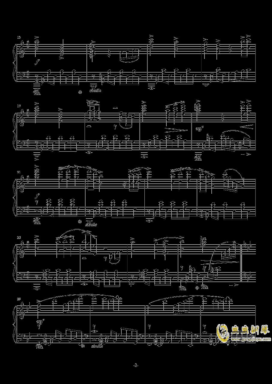 星空钢琴曲——理查德·克莱德曼(简谱) 多来米,123