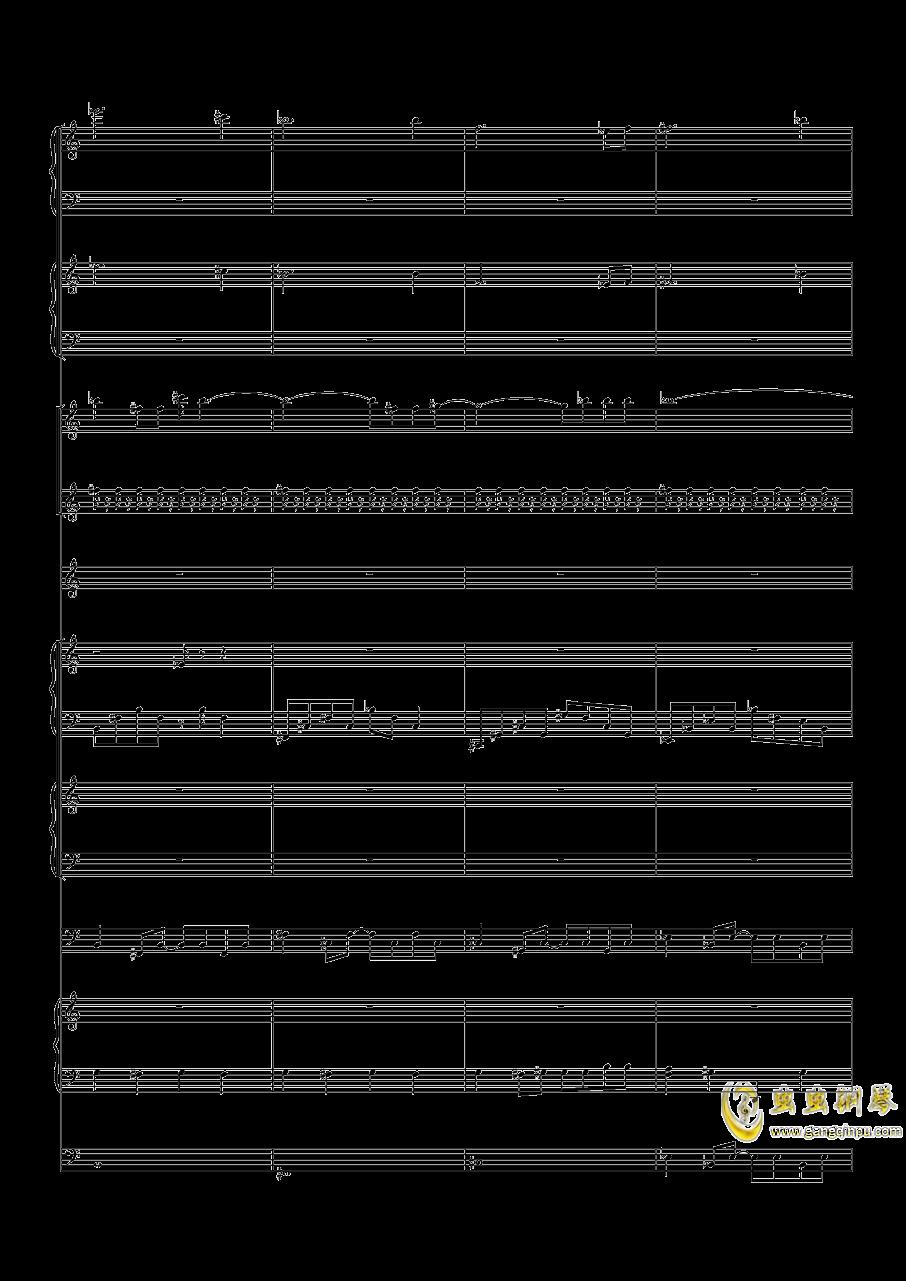 Faded钢琴谱 第10页