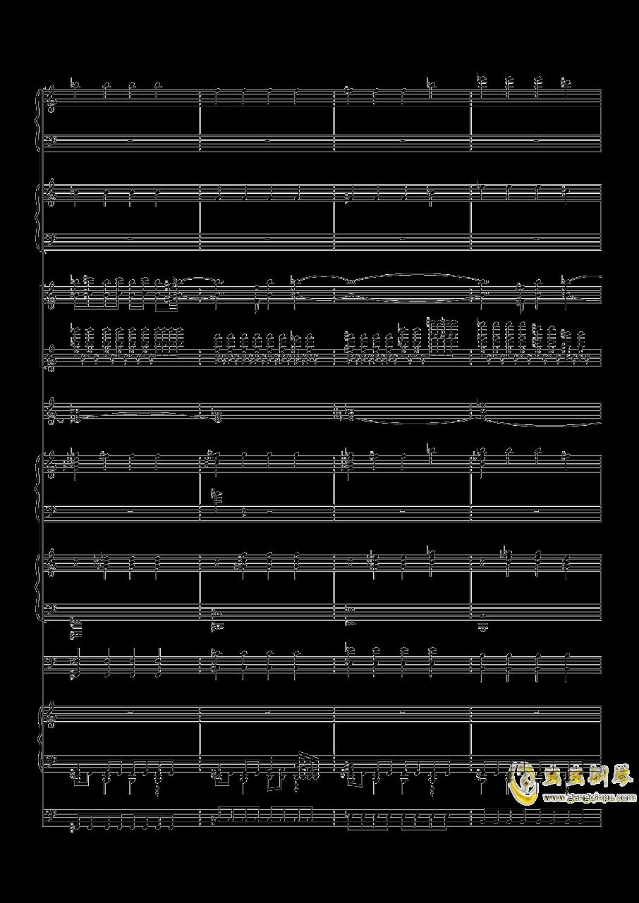 Faded钢琴谱 第16页
