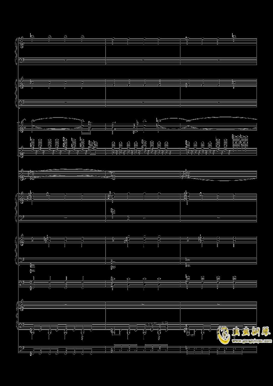 Faded钢琴谱 第17页