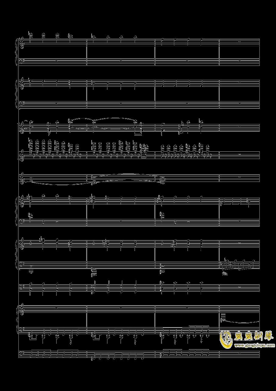 Faded钢琴谱 第18页
